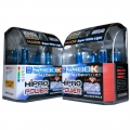 9005+H7 5900K SUPER WHITE XENON HID HALOGEN HEADLIGHT BULBS COMBO