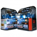 H13 (9008) 5900K SUPER WHITE XENON HID HALOGEN HEADLIGHT BULBS - 2 PACK