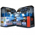 H11+ H9 5900K SUPER WHITE XENON HID HALOGEN HEADLIGHT BULBS COMBO