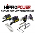 H4 5000K Xenon HID Conversion Kit