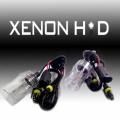 H4 5000K Xenon HID Replacement Light Bulbs - 1 Pair
