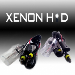 H11 12000K Xenon HID Replacement Light Bulbs - 1 Pair