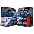 9005+9006 5900K SUPER WHITE XENON HID HALOGEN HEADLIGHT BULBS COMBO