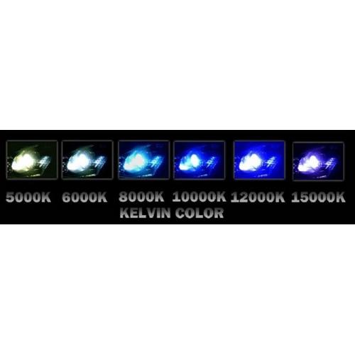 9006 12000K Xenon HID Conversion Kit