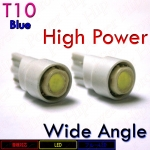 T10 Blue LED Light Bulb