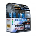 9006 5900K SUPER WHITE XENON HID HALOGEN HEADLIGHT BULB