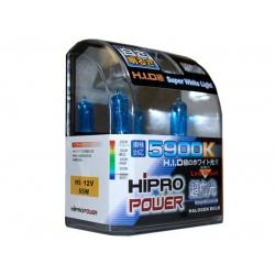 H9 5900K SUPER WHITE XENON HID HALOGEN HEADLIGHT BULB